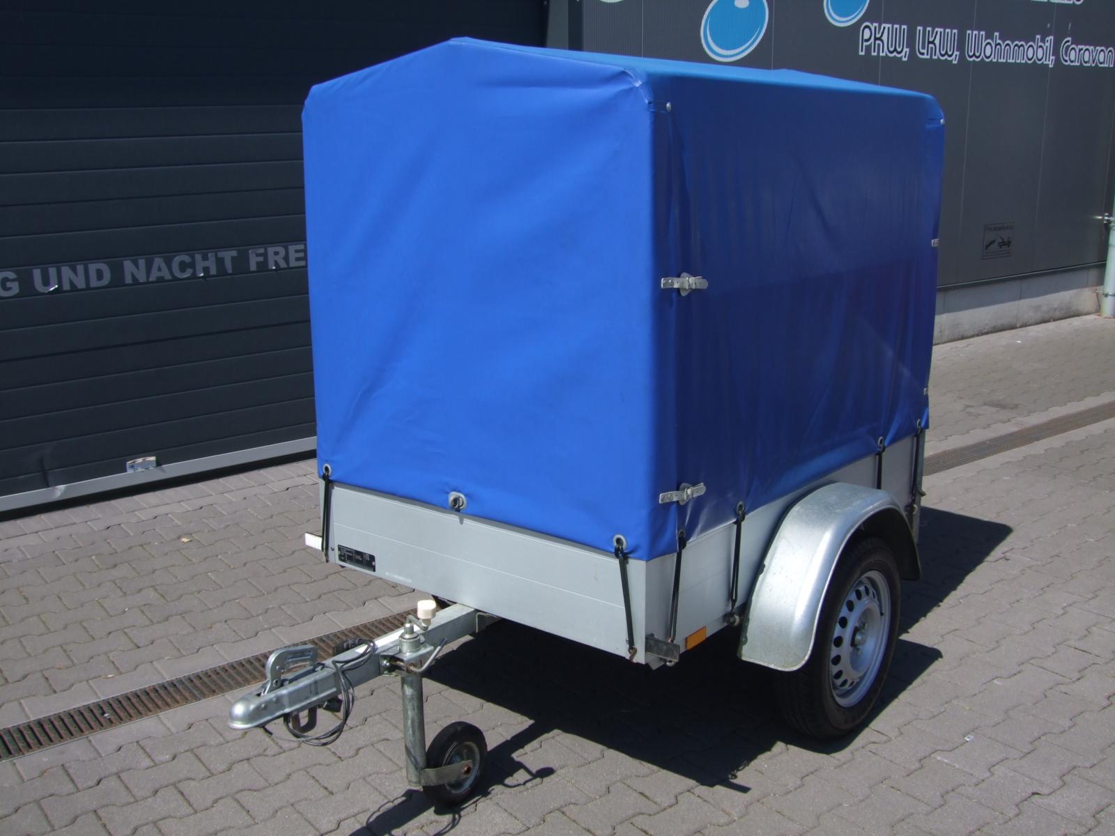 Anhängerverleih 500 kg 1,50 Meter