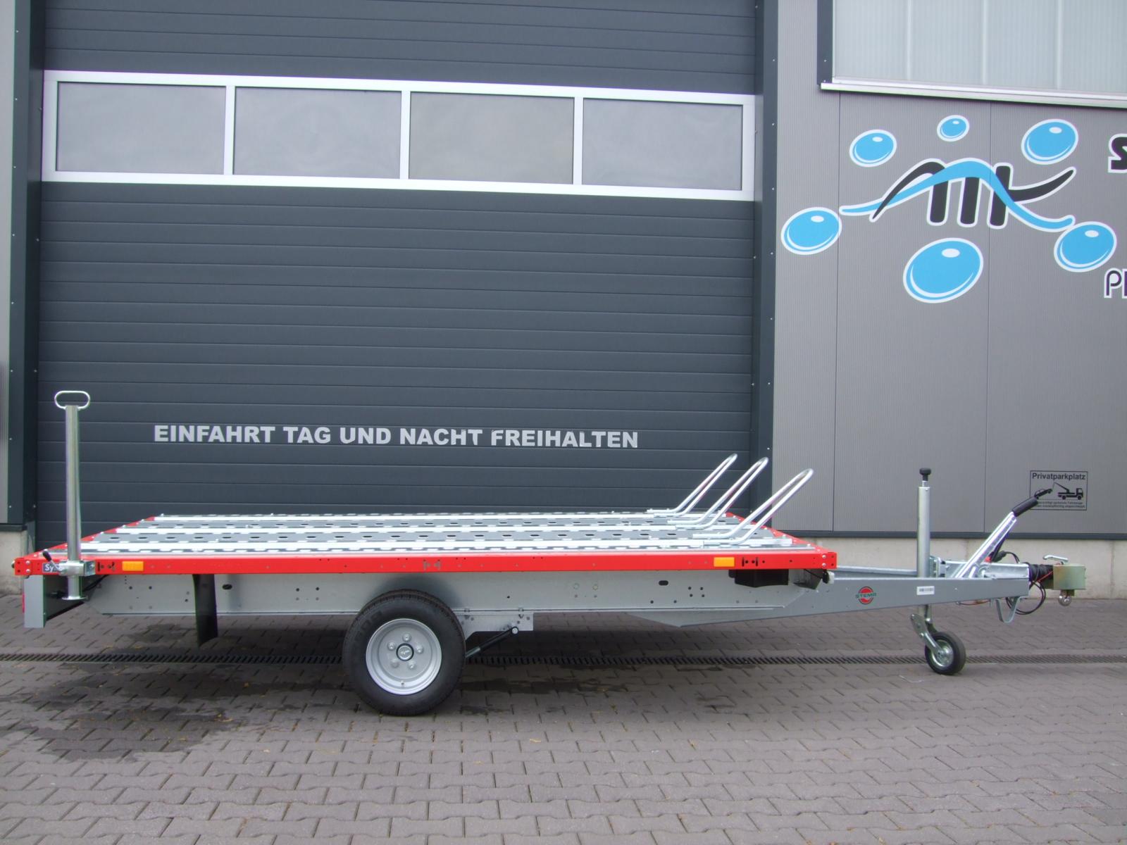 Motorradtransporter 1.500 kg