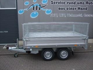 Autotransporter Anhänger 2.600 kg