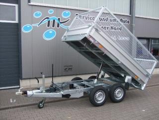 Anhängerverleih 2000 kg 2